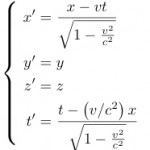 Lorenz transformations