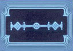 razor diffraction