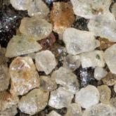 кристален пясък