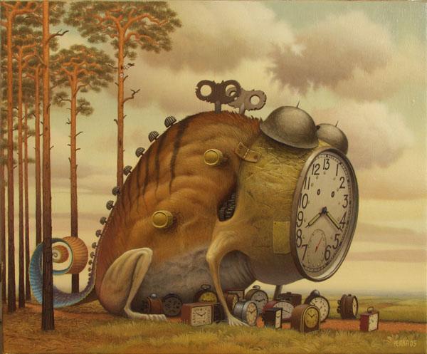 Многомерност на времето